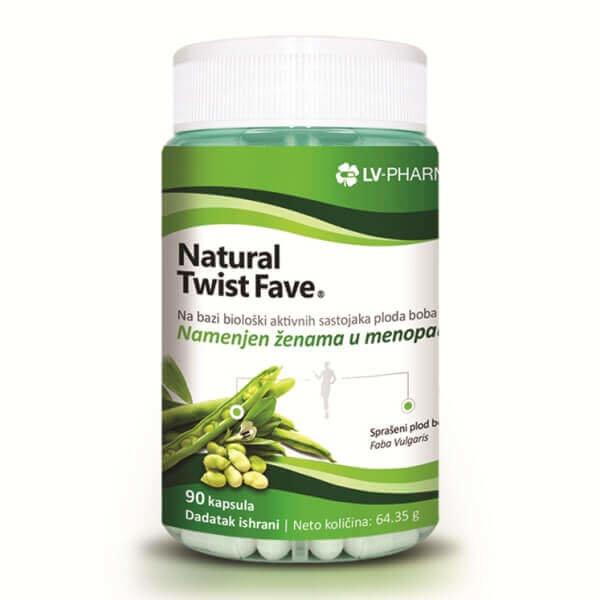 Menopauza - Natural twist fave preparat