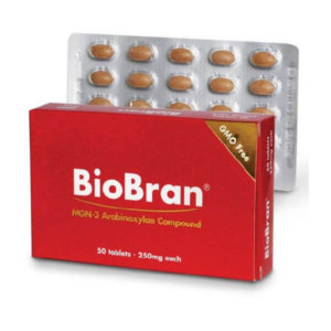 BioBran tablete 250mg lv_pharm