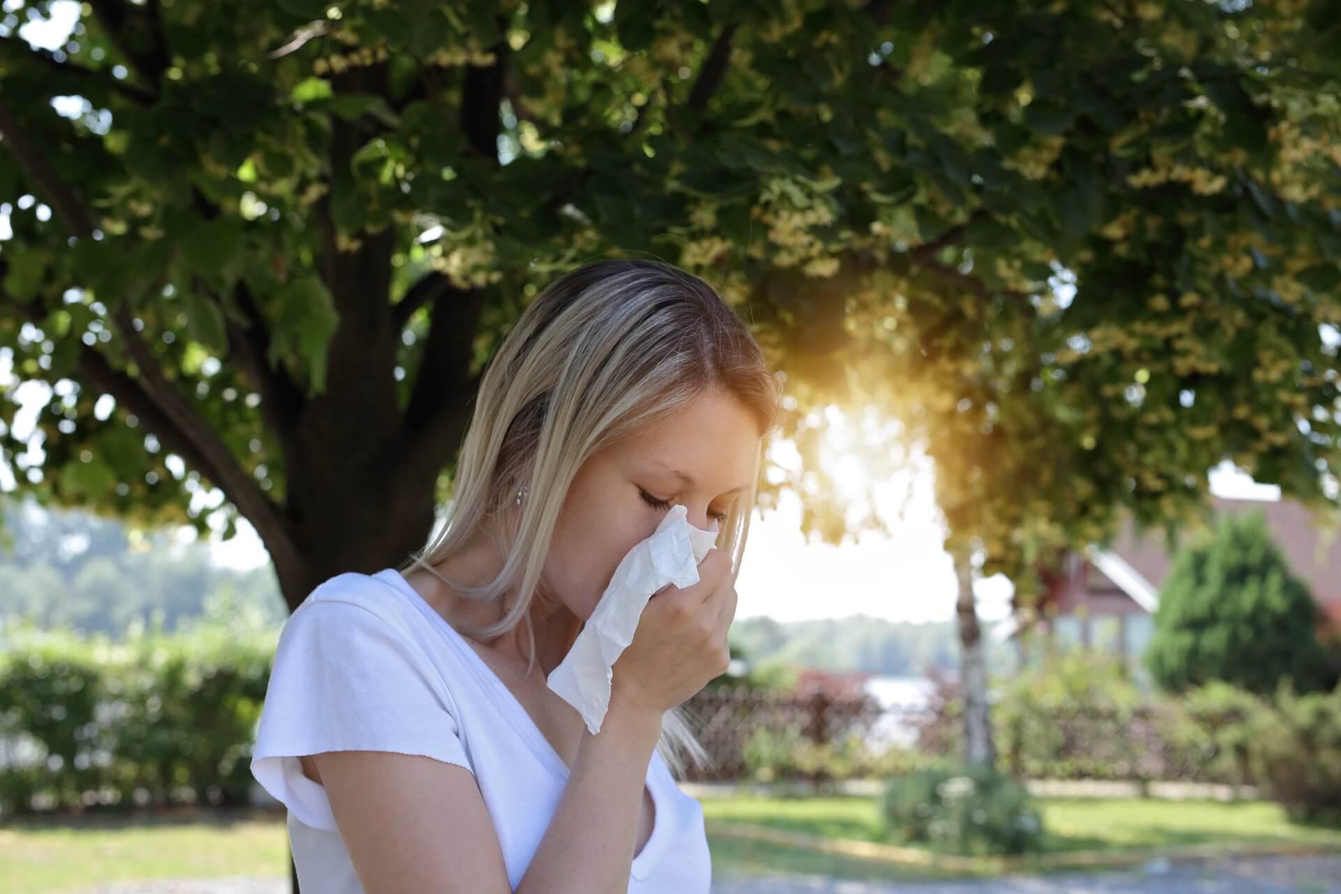 Alergijska stanja