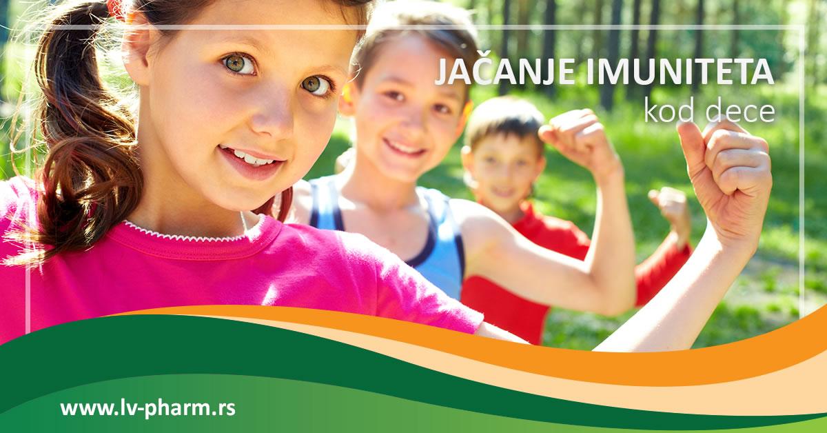 jacanje imuniteta kod dece