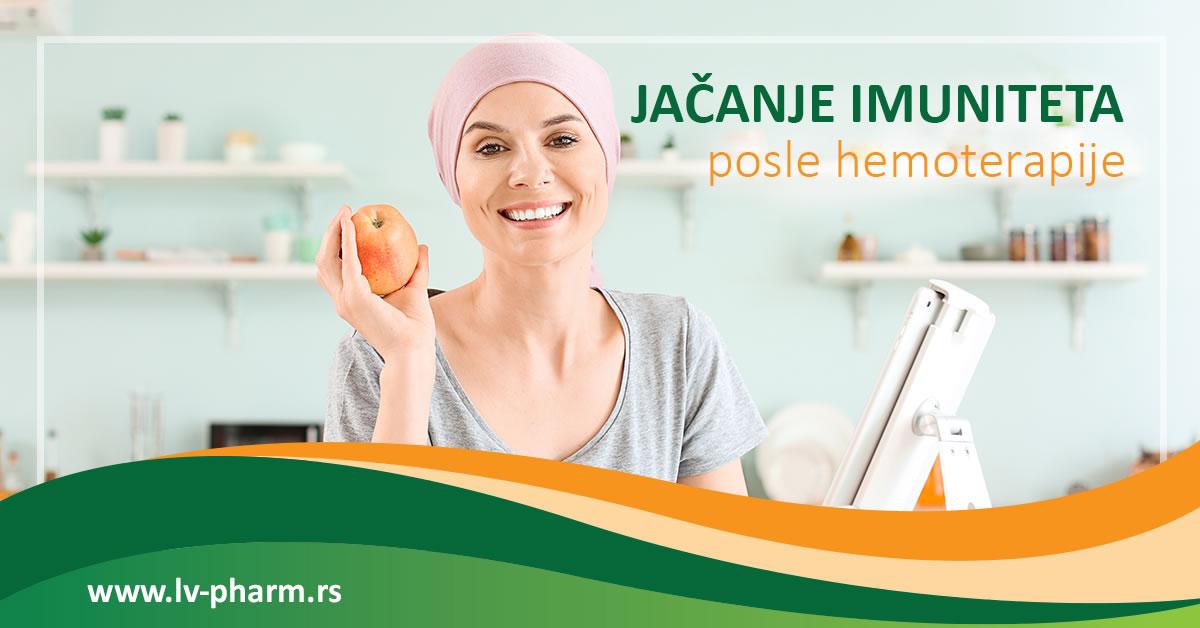jacanje imuniteta posle hemoterapije
