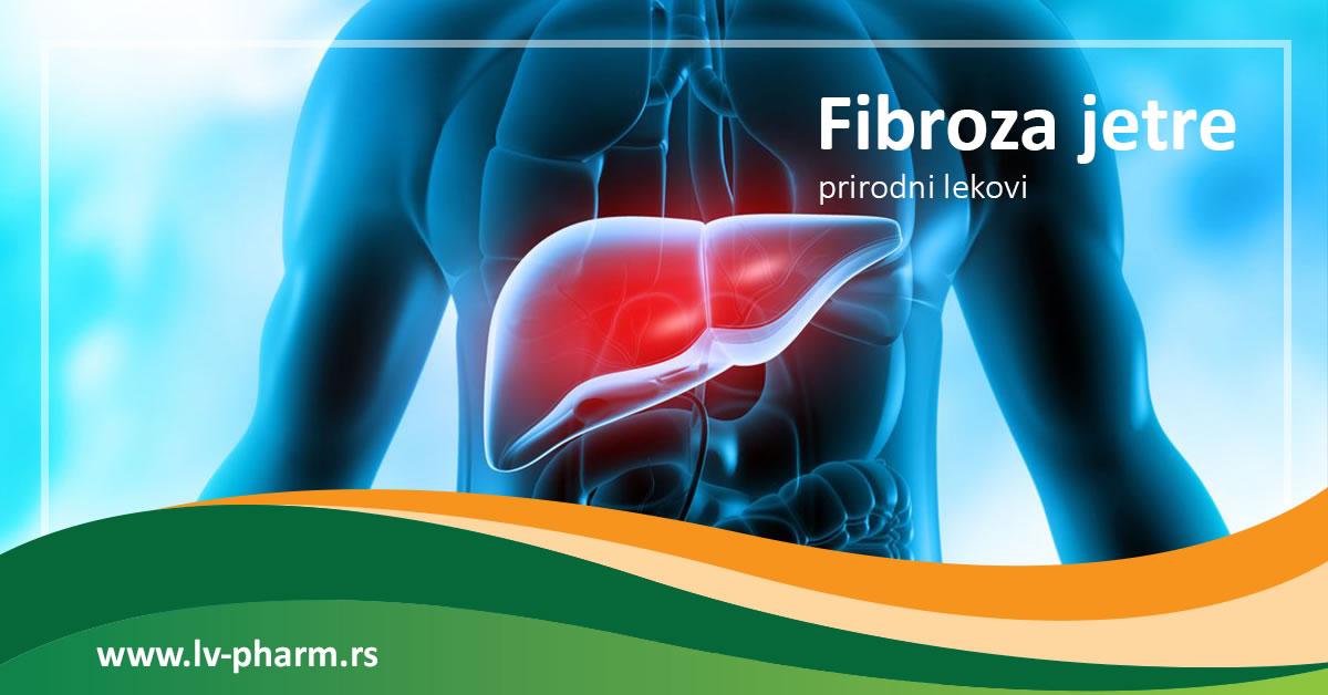 Prirodno lečenje fibroze jetre