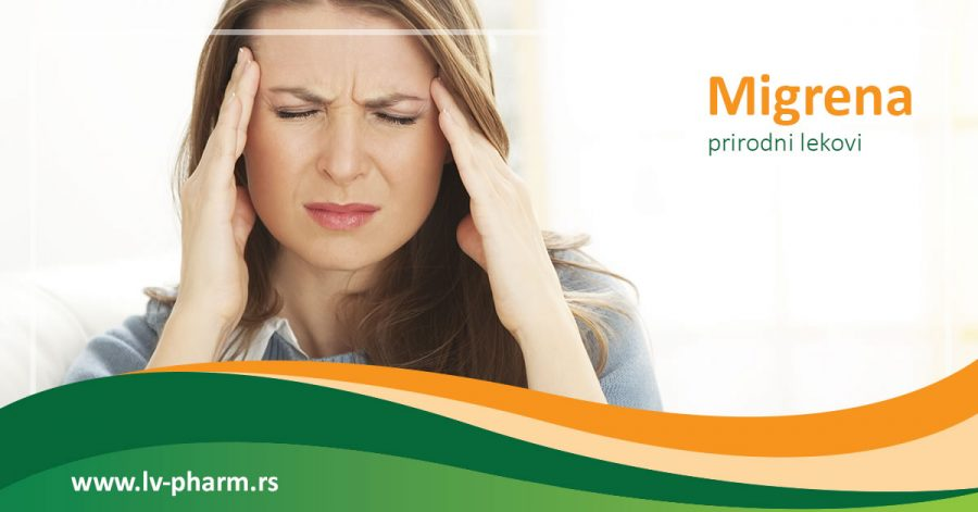 Prirodno lek za migrenu