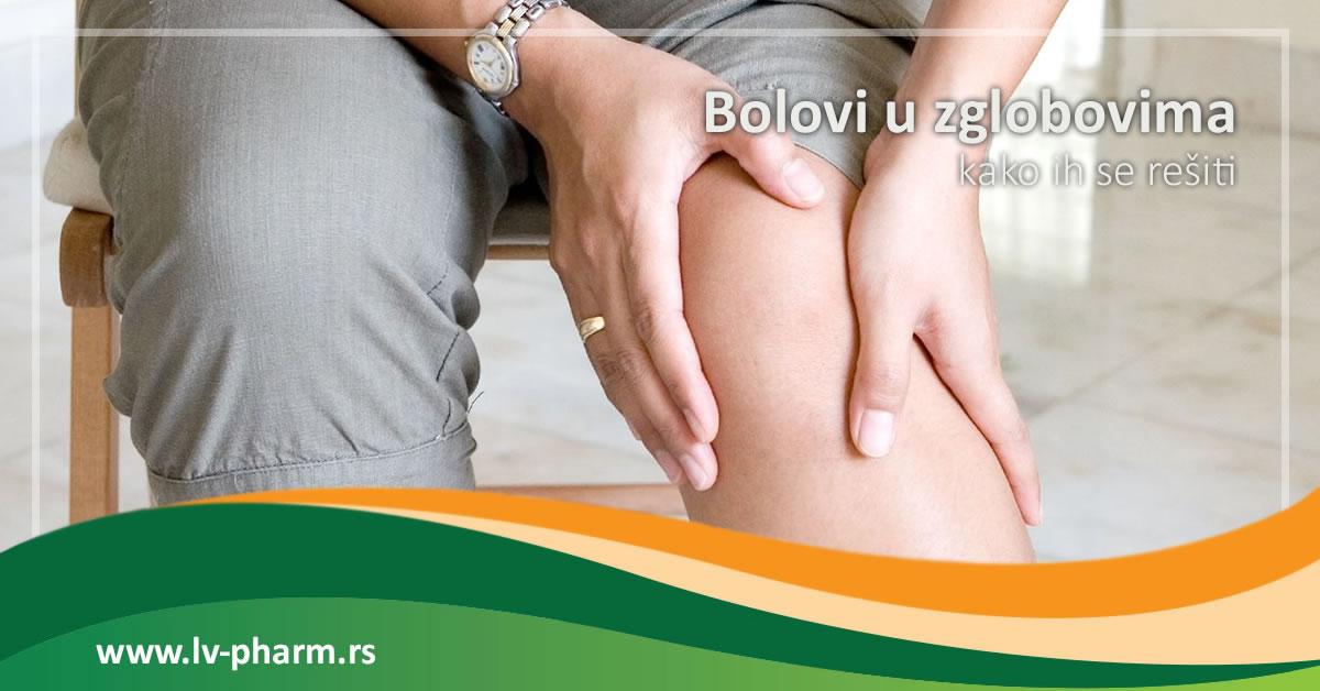 Kako se rešiti bolova u zglobovima