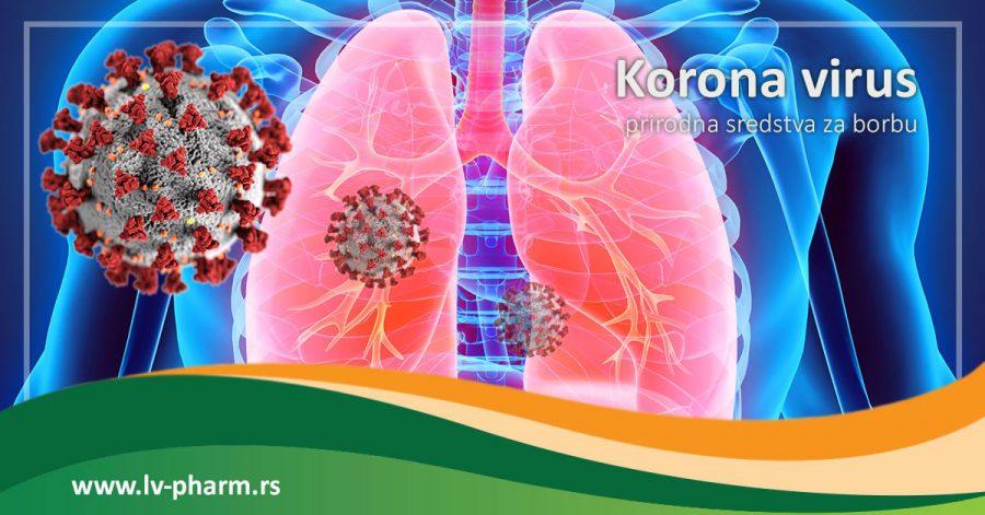 Prirodna sredstva u borbi protiv korona virusa