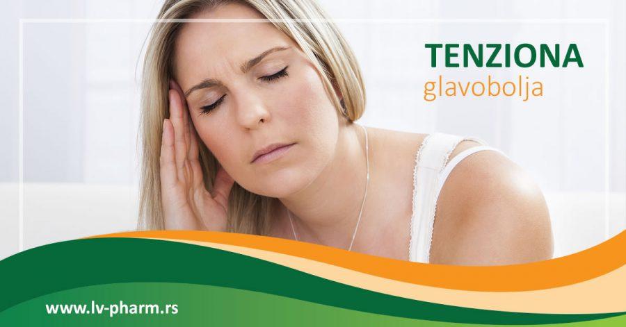 tenziona glavobolja