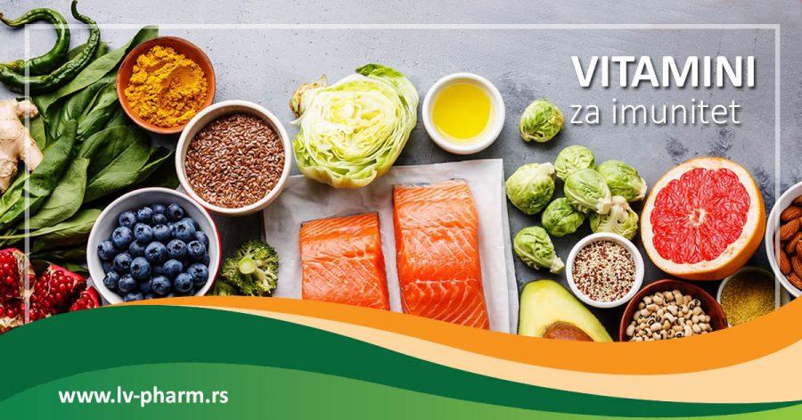 vitamini za imunitet