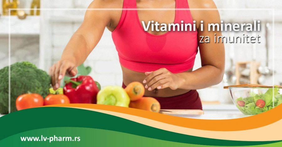 vitamini i minerali za imunitet