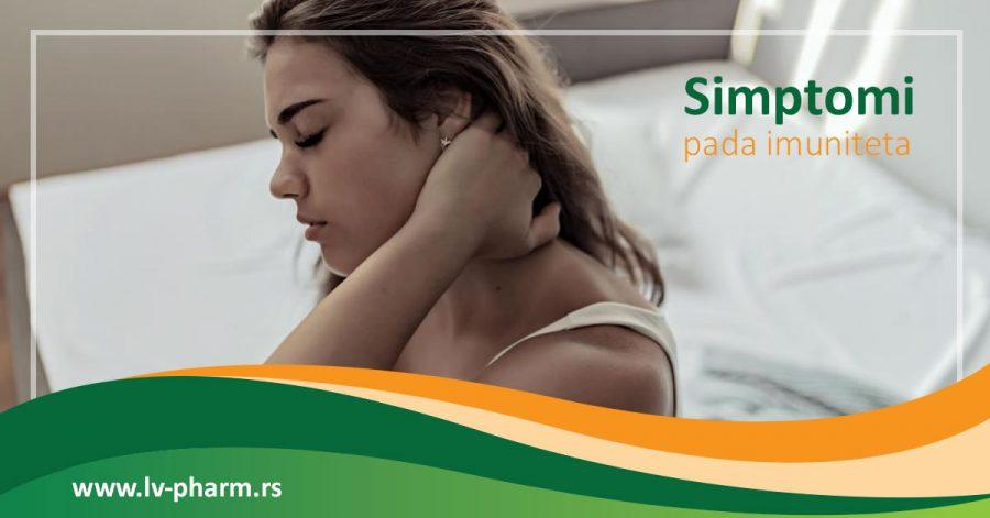 Simptomi pada imuniteta