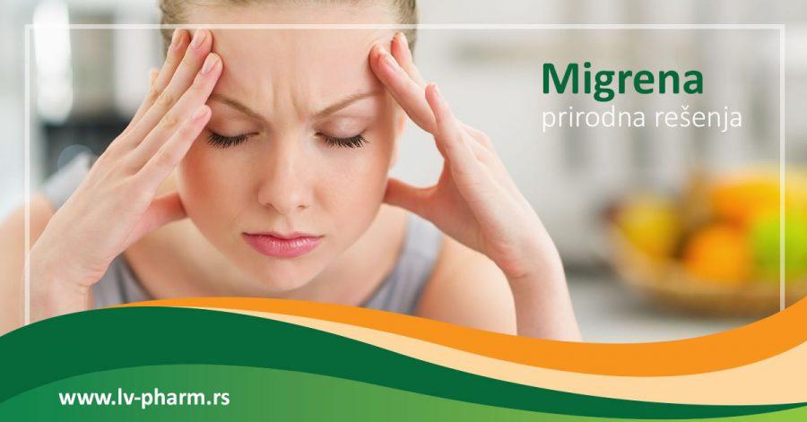prirodna resenja za migrenu