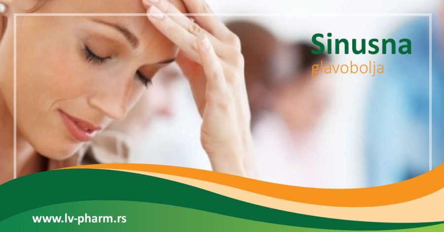 sinusna glavobolja