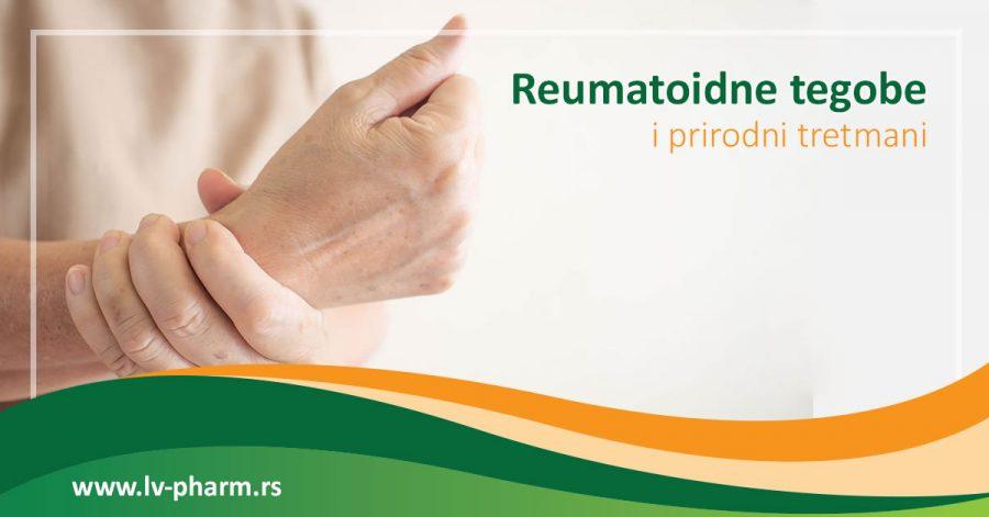 reumatoidne tegobe