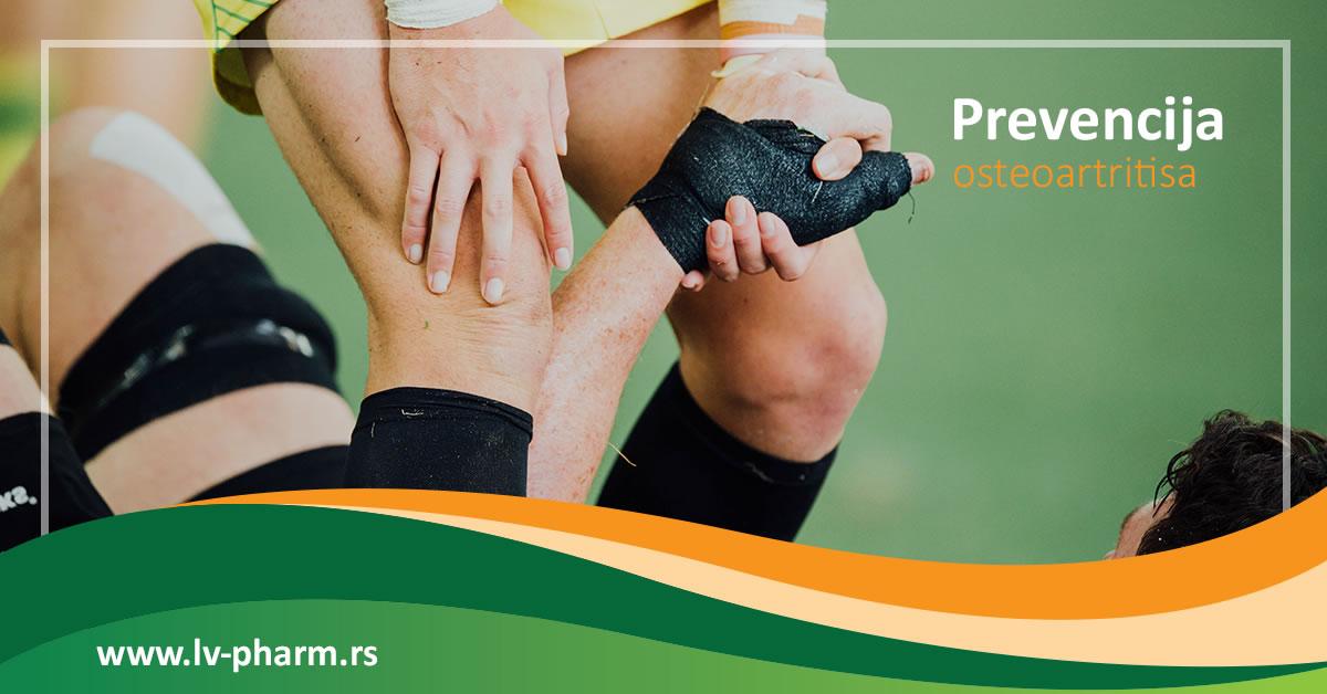 prevencija osteoartritisa