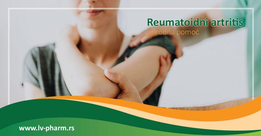 Pomoć kod reumatoidnog artritisa